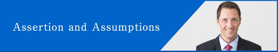 Assertion and Assumptions
