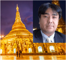 アジア最後のフロンティア「激動するミャンマー」(46) 『ティンチョー大統領、初来日』